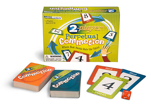 2-Player Perpetual Commotion box